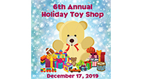 Holiday Toy Shop December 17, 2019